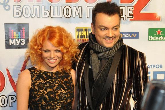 Филипп Киркоров и Анастасия Стоцкая