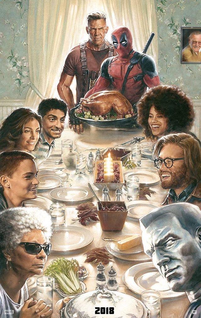 Постер фильма «Дэдпул2»