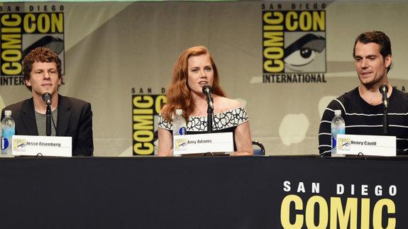 Презентация Warner Bros. на Comic-Con