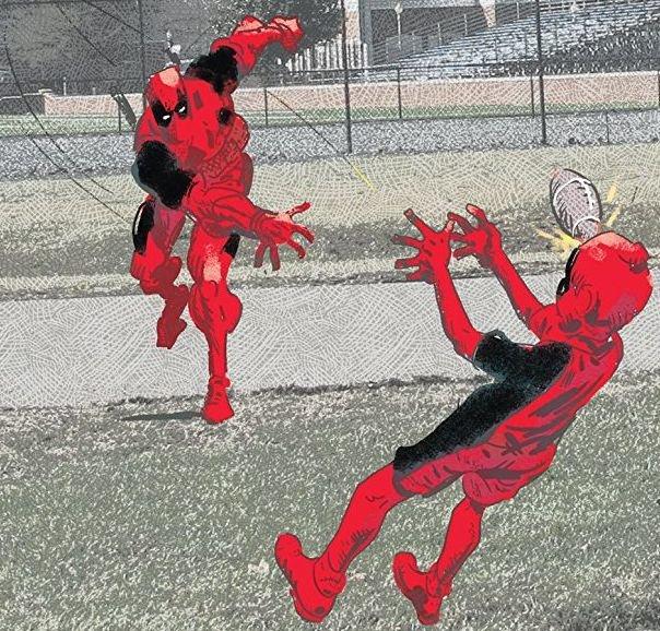 Дэдпул / Иллюстрация: Издательство Marvel