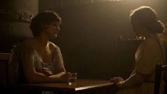 Кадр из фильма «Танцовщица»