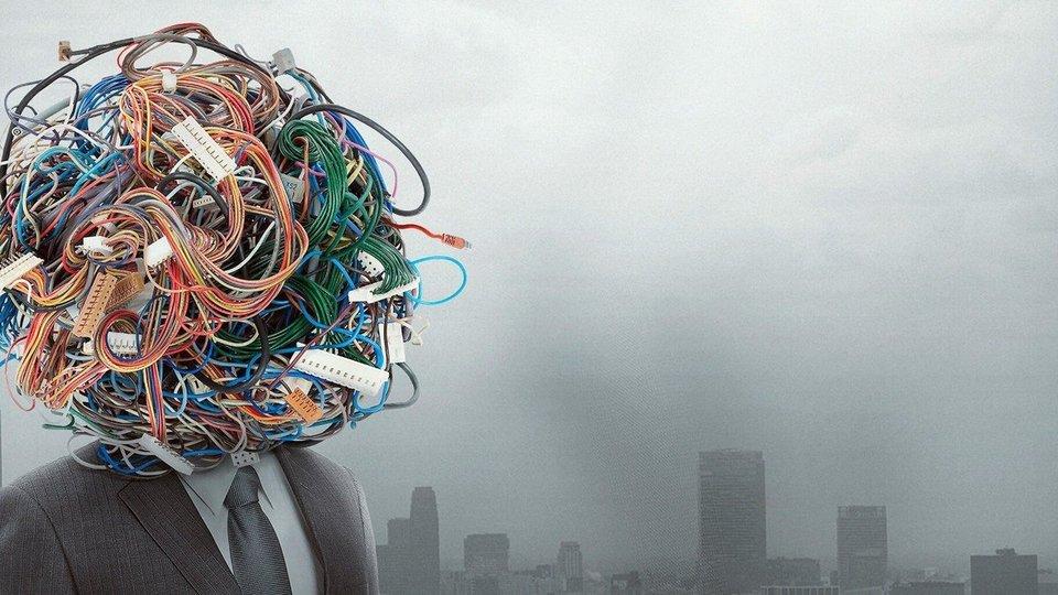Постер фильма Вернера Херцога «О, интернет! Грезы цифрового мира»