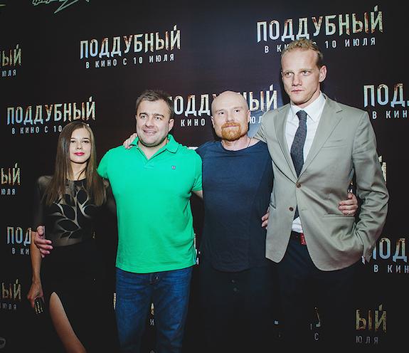 «Поддубный»: Нежный Юрий Колокольников и сильная Катерина Шпица