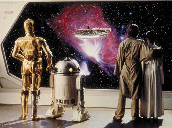 Империя очень зла: Советская кинокритика о«Звездных войнах»