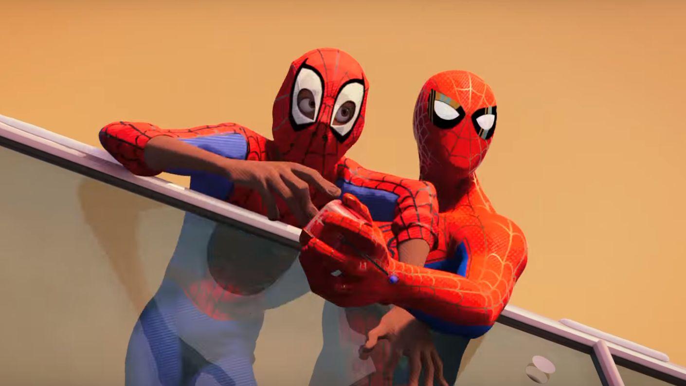 Трейлер анимации «Человек-паук: Через вселенные»: Новый ...