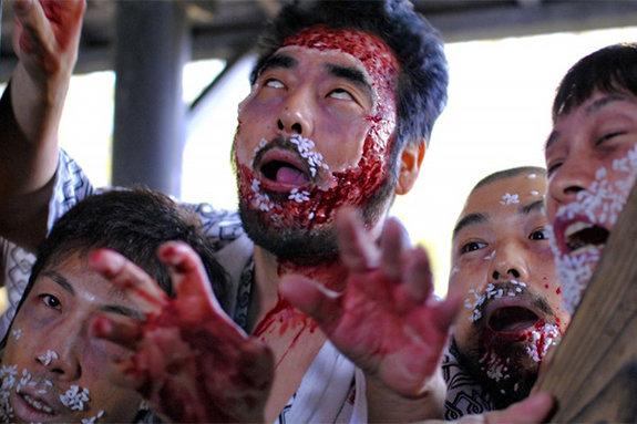 Кадр из фильма «Зомби-суши»