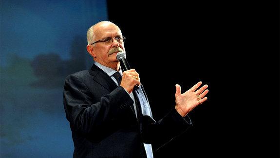 Никита Михалков вновь стал председателем Союза кинематографистов