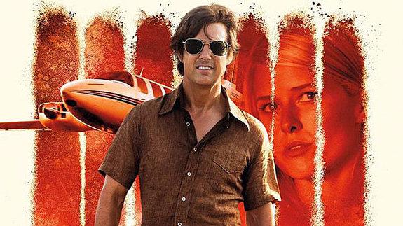 Том Круз занялся перевозкой кокаина в трейлере фильма «Сделано в Америке»