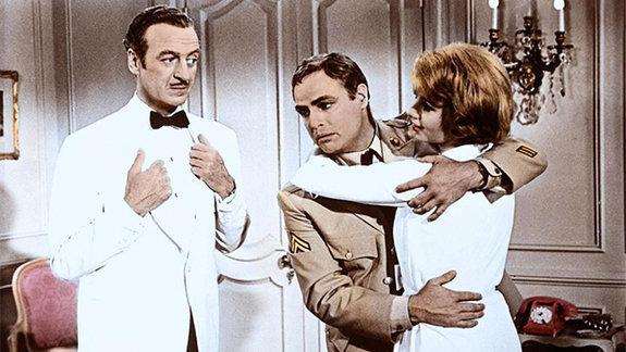 Кадр из фильма «Сказка на ночь», 1964 год