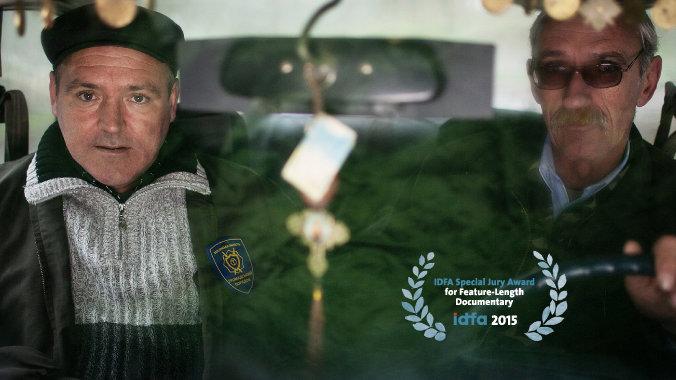 Кадр из фильма «Украинские шерифы»