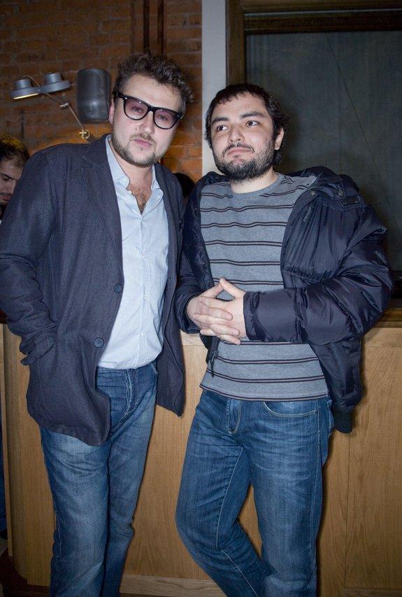 Андрей Стемпковский и Заур Болотаев