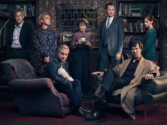 Тайна Рыжей Бороды: Что мы узнали из нового сезона «Шерлока»