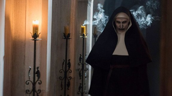Премьеры недели: Страшная монахиня и возвращение Джонни Инглиша