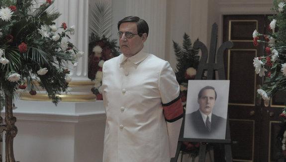 Минкульт отозвал прокатное удостоверение у«Смерти Сталина»