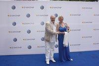 Владимир Хотиненко с женой