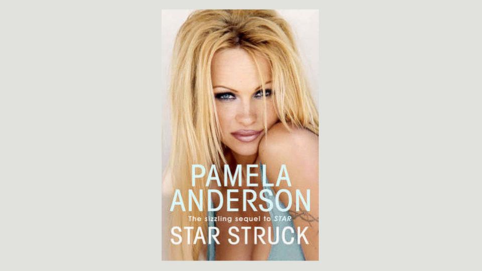 Обложка книги Памелы Андерсона