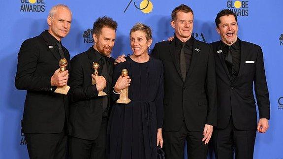 Драма Мартина МакДоны получила четыре премии «Золотой глобус»