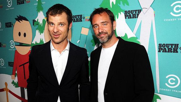 Мэтт Стоун и Трей Паркер  / Фото: Getty Images