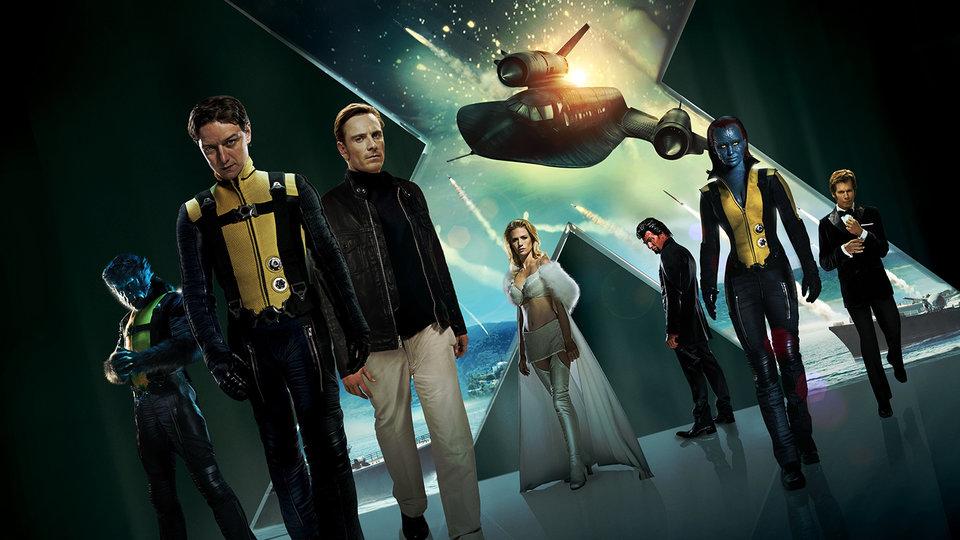 «Люди Икс: Первый класс»