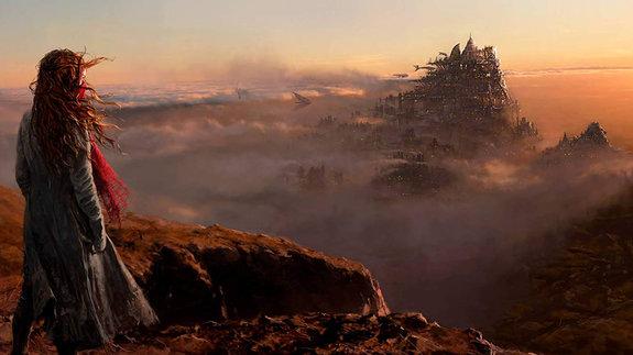 Концепт фильма «Хроники хищных городов»