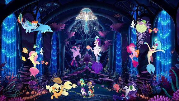 «My Little Pony в кино»