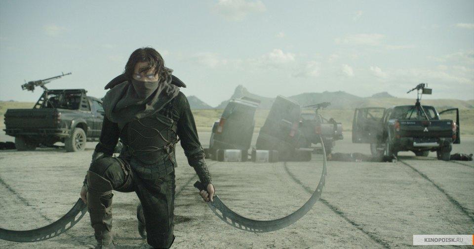 Хан из фильма «Защитники»