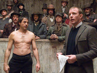 «Шерлок Холмс»: интервью с Робертом Дауни-младшим и Джудом Лоу