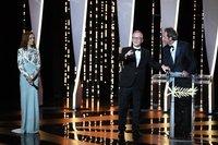 Тьерри Фремо, Паоло Соррентино и Изабель Юппер / Фото: Getty Images