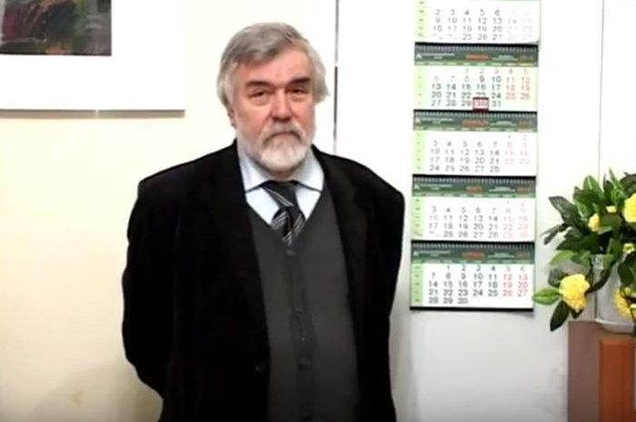 Михаил Аникин