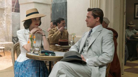Кадр из фильма «Союзники»