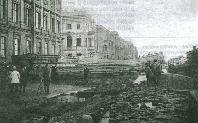 Петербург после наводнения