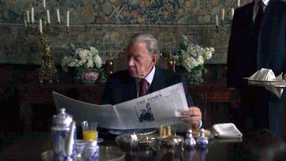 Первый тизер сериала «Доверие»: Дэнни Бойл, масло и все деньги мира