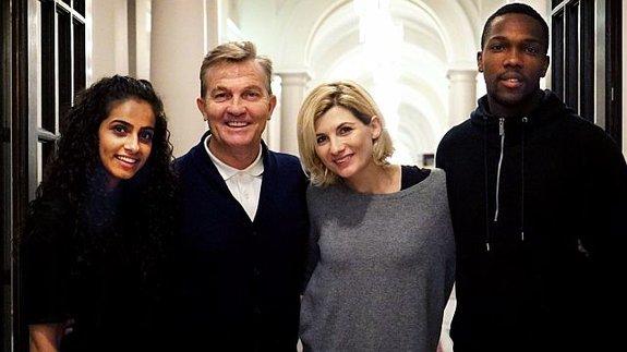 Стали известны подробности 11-го сезона «Доктора Кто»