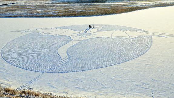 КиноПоиск в Якутске: Снежный дракон, мамонты и вечная мерзлота