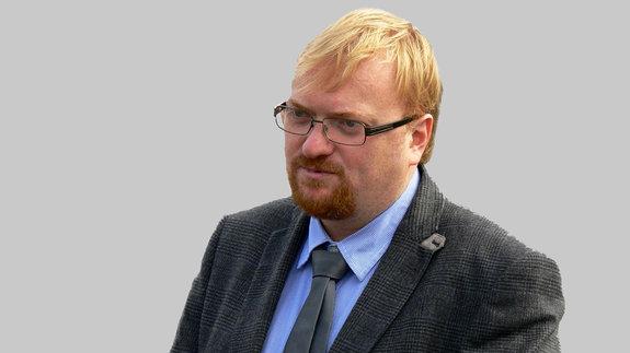 Виталий Милонов / Фото: «Википедия»