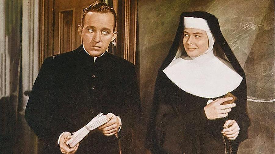 Оргазм монахини картина