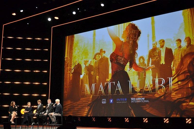 Презентация сериала «Мата Хари» на MIPCOM