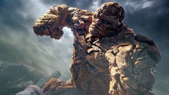 Существо из фильма «Фантастическая четверка»