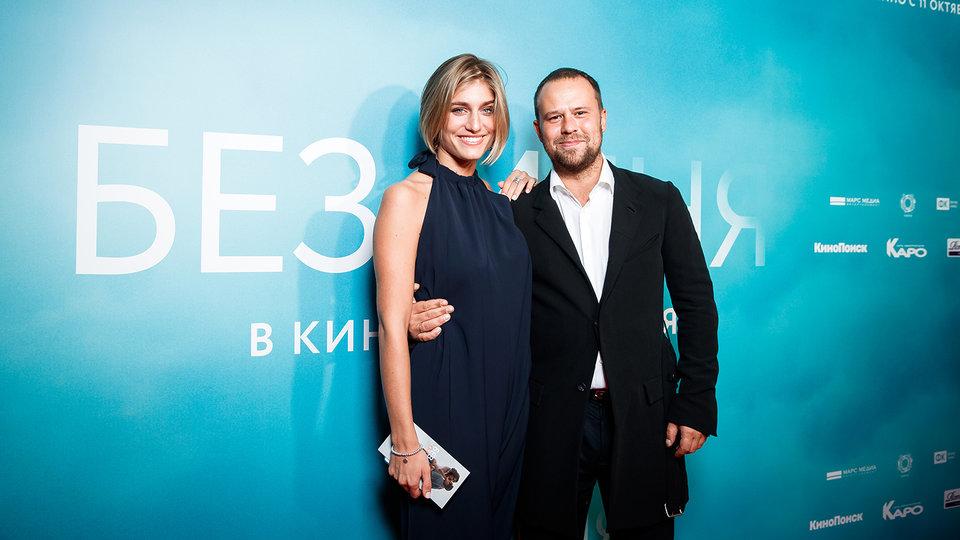 Кирилл Плетнев на премьере фильма «Без меня» / Фото: Пресс-служба
