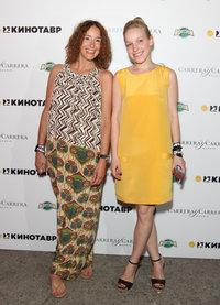 Ольга Сутулова и Мария Шалаева