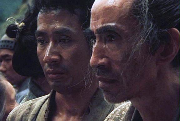 «Молчание» Масахиро Синоды