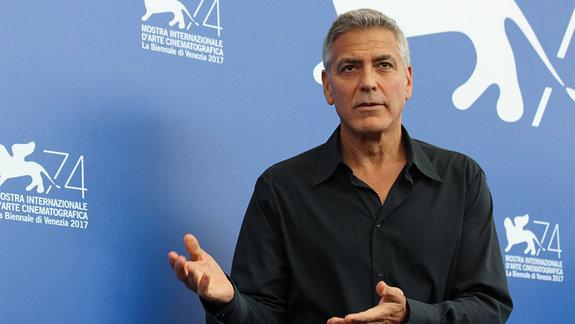 Джордж Клуни / Фото: Надежда Вознесенская для КиноПоиска
