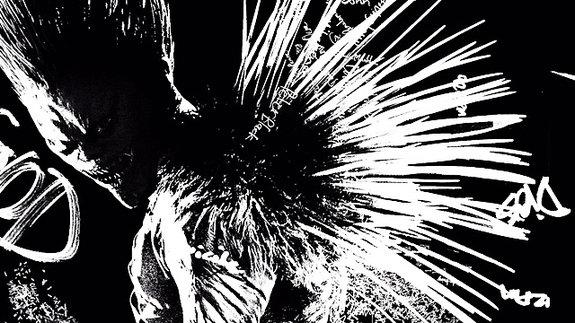 Появился первый постер англоязычной экранизации манги «Тетрадь смерти»