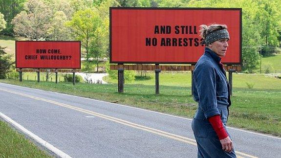 В Торонто победили «Три билборда на границе Эббинга, Миссури»