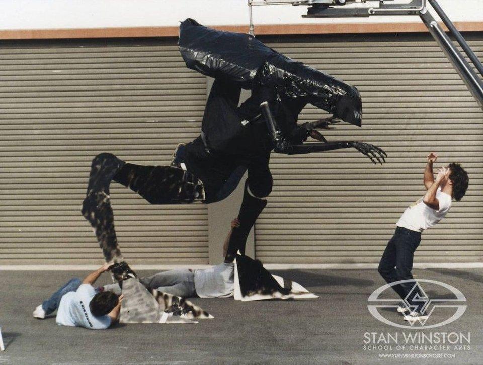 Королева из мусорных мешков / Фото: Сайт школы Стэна Уинстона
