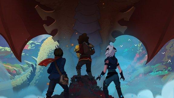 Автор «Легенды об Аанге» разработал для Netlfix новый мультсериал