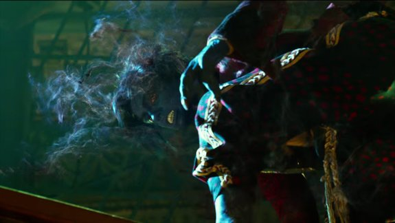 Ночной Змей из фильма «Люди Икс: Апокалипсис»