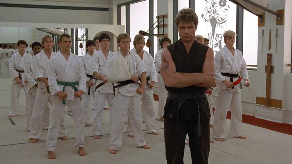 «Парень-каратист» (1984)