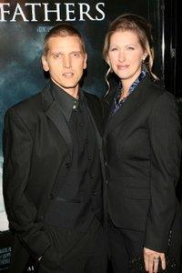 Билли Пеппер с женой Синди