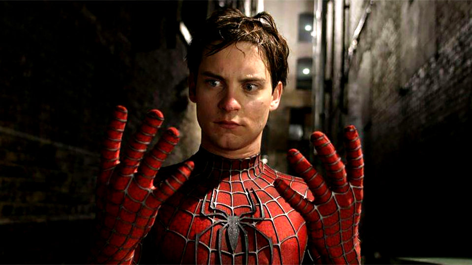 «Человек-паук 2»